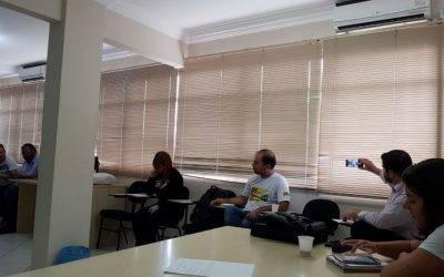 11/03/2019 – Presidente do Sintrivel Participa de Reunião do Fórum Sindical de Cascavel